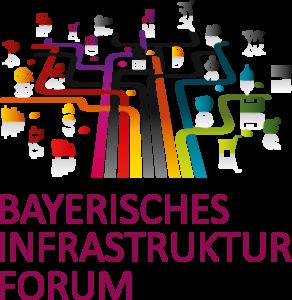 Logo Bayerisches InfrastrukturForum