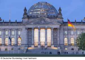 Deutscher Bundestag, Bündnis übergibt Gutachten an den Bund